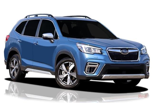 Subaru Forester 0 Zetland 14870