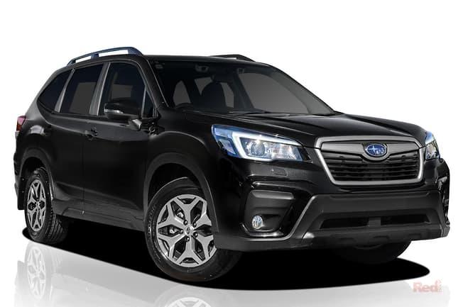 Subaru Forester 0 Zetland  14998