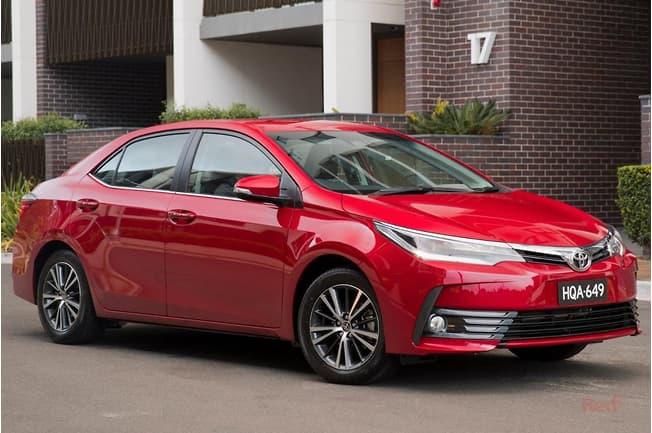 Toyota Corolla 0 Croydon-park 15151