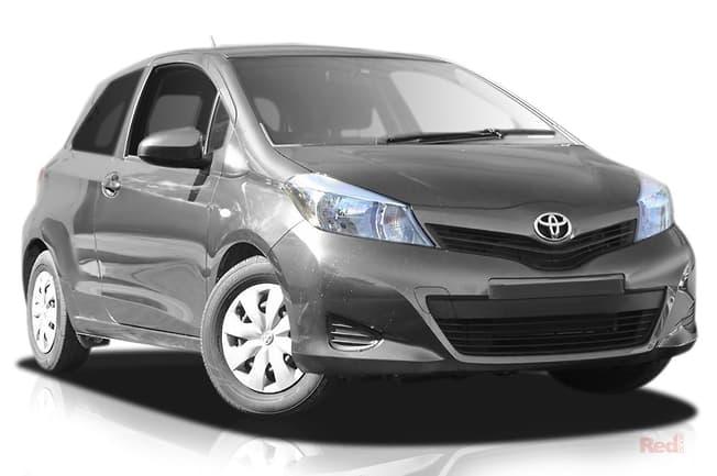Toyota Yaris 0 Ashburton 15631