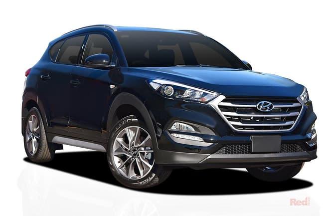 Hyundai Tucson 0 Eagle-farm  15660